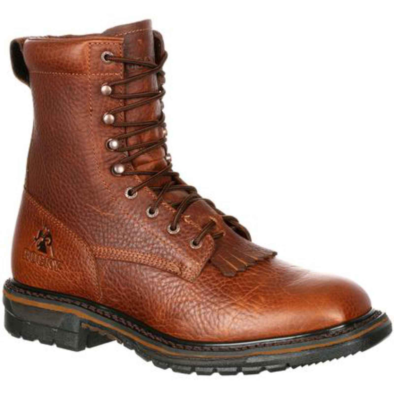Rocky Original Ride Waterproof Western Lacer Boot RKW0172 by ROCKY BRANDS