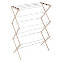 303 Wood Clothes Dryer