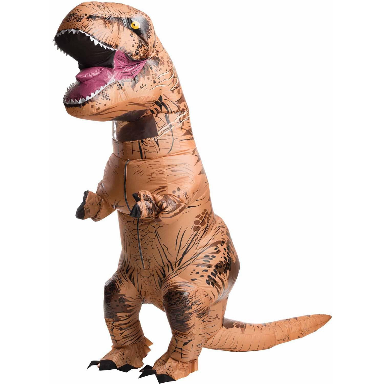 Jurassic Park T-Rex Inflatable Adult Halloween Costume