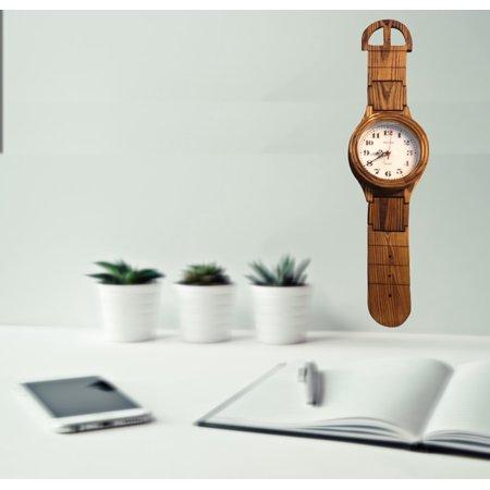 Giant Wrist Watch Clock ()