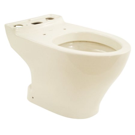 TOTO CT416#12 Aquia Elongated Floor Mount Toilet Bowl (Sedona Beige)