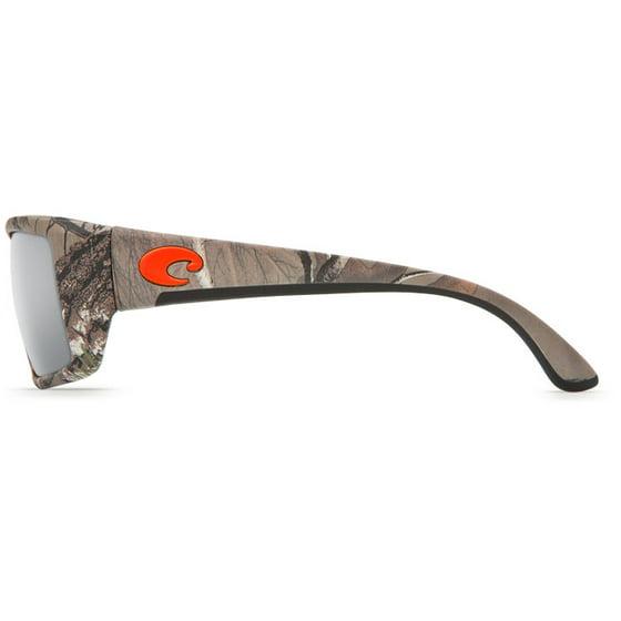 d6cc0028f3 Costa Del Mar Fantail Realtree Xtra Camo Square Sunglasses These co-molded  frames are a bit smaller