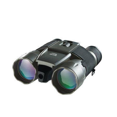 Atomic Beam Official As Seen On TV Night Vision Binoculars by BulbHead, Reveals Objects 150-Yards Away, Full Range of Focal Adjustments, 10x Magnification, Water-Resistant (Deluxe Binoculars w/Case)
