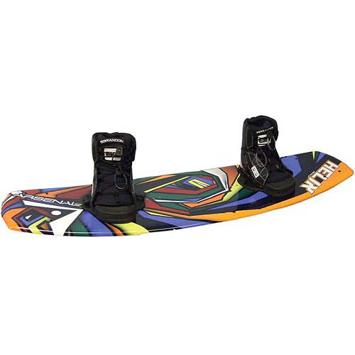 Hydroslide Helix Wakeboard with Brandon Binding by HydroSlide