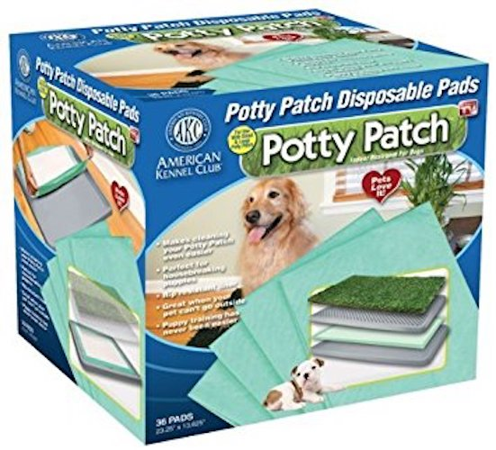 Potty Patch Compatible Blue Refills - 36 Pack