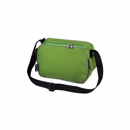 Wildkin Parrot Green Lunch Cooler