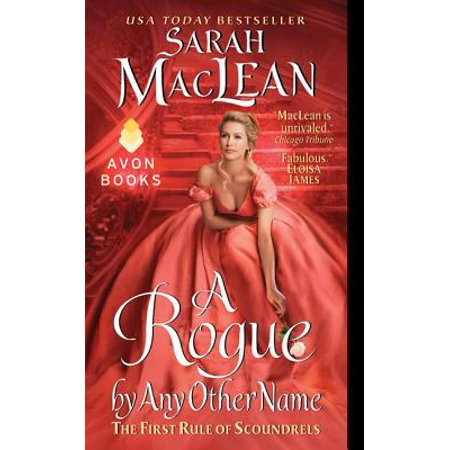 A Rogue by Any Other Name : The First Rule of Scoundrels - Two Other Names For Halloween
