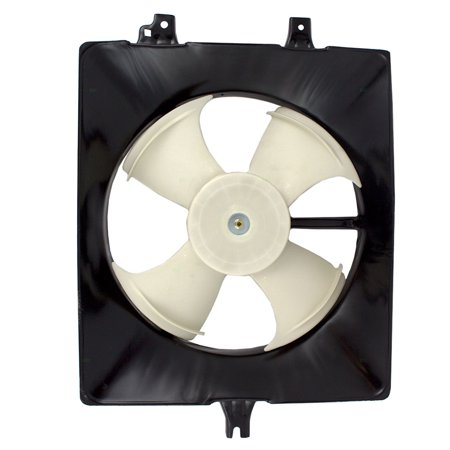 AC A/C Condenser Cooling Fan Assembly Replacement for Acura TL Honda Accord 38616P8CA01 Acura Tl Fender Replacement