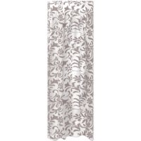 Silver Plastic Table Skirt Party Decoration