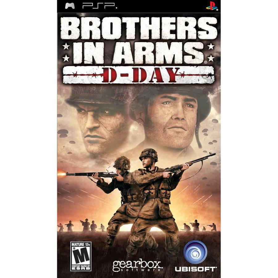 Brothers In Arms D-Day (PSP) - Pre-Owned