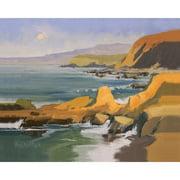 GreenBox Art + Culture  'Moon Over Bodega Bay'