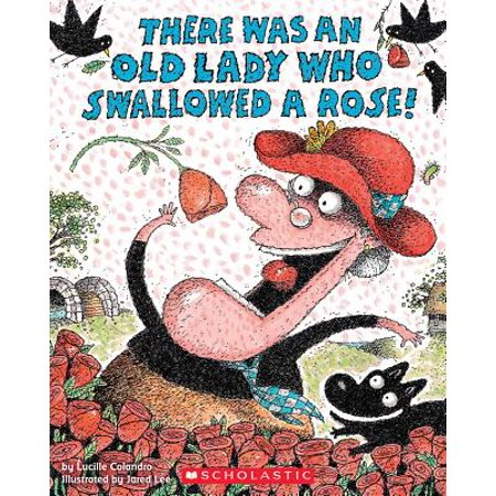 There Was an Old Lady Who Swallowed a Rose!](A Who From Whoville)