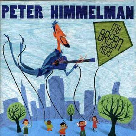 Peter Himmelman - My Green Kite [CD]