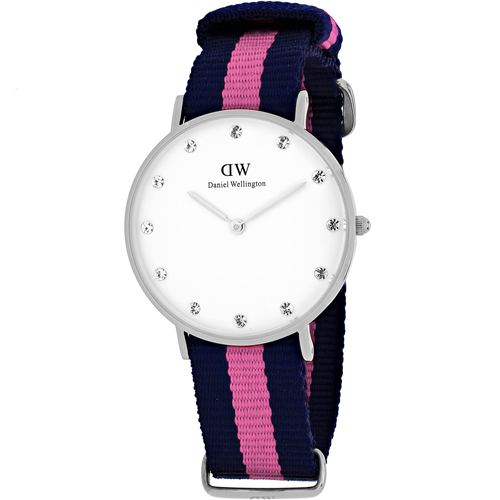 Daniel Wellington Women's Classy Winchester Watch Quartz Mineral Crystal 0962DW