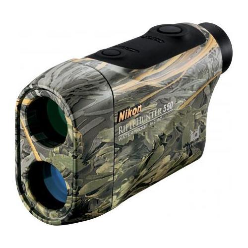 RifleHunter 8368 6x 21 Range Finder