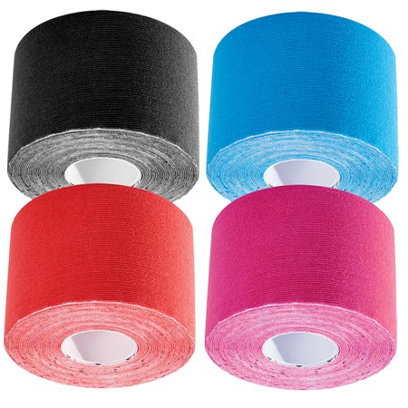 PharMeDoc Kinesiology Tape - Water Resistant Sports Athletic Tape - Waterproof Physical Therapy Tape
