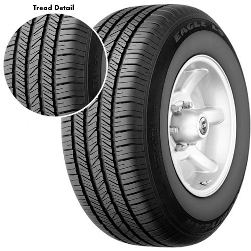 Goodyear Eagle LS2 Tire P225/50R18
