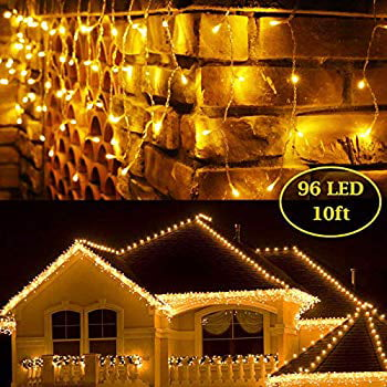 10FT LED Rope Light In//Outdoor Party Christmas Decorate 110V Lighting Blue
