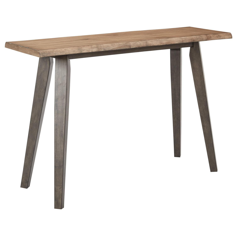 Oakridge Foyer Table, Rustic Sand