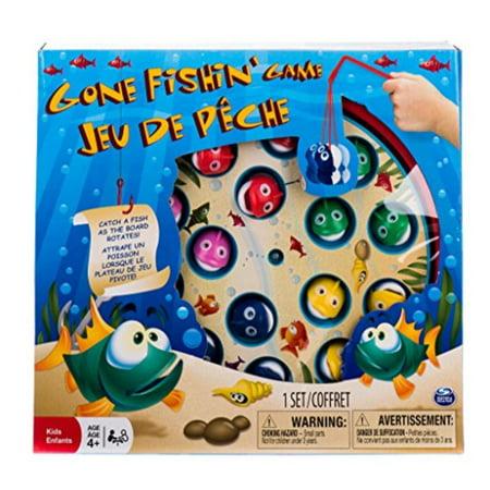 Gone Fishin' Game- - Fishing Fishing Games
