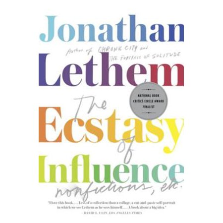 The Ecstasy of Influence - eBook