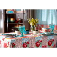 The Pioneer Woman Patchwork Tablecloth, Available in Multiple Sizes by Table Cloths