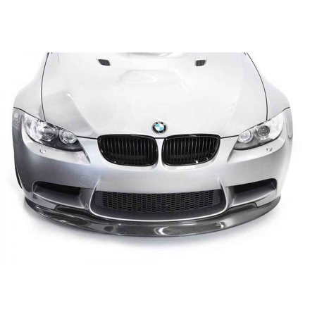 Bmw M3 E92 - BMW M3 E92 / E93  2007-2012 Premier Style 1 Piece Polyurethane Front Lip