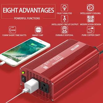 Vehicle Electronics Accessories Power Inverters florastudio.hu ...