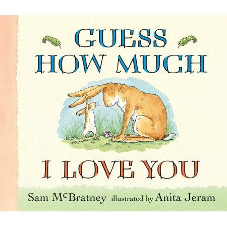 Guess How Much I Love You (Board Book)](How Do You Sign I Love You)