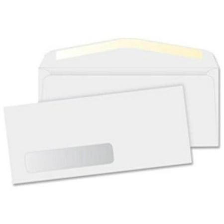 Business source single window envelope single window for 10 x 13 window envelope