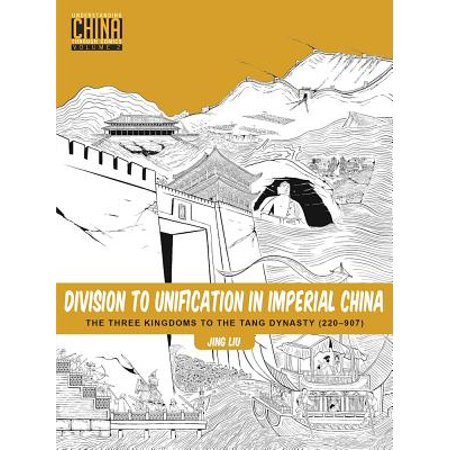 Understanding China - Division to Unification in Imperial China : The Three Kingdoms to the Tang Dynasty (220-907)