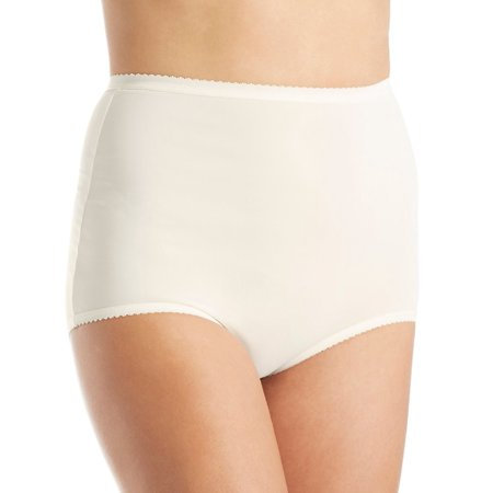 Shadowline 17017 Nylon Classics Full Brief Panty