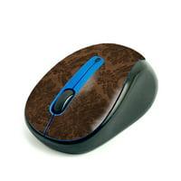 Skin Decal Wrap for Logitech M325 Wireless Mouse sticker Purple Flowers