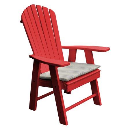 Radionic Hi Tech Newport Recycled Plastic Adirondack Patio Chair ()