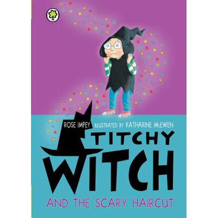 Titchy Witch and the Scary Haircut - eBook - Scary Witches