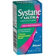Systane Ultra Lubricant Eye Drops 0.3 oz