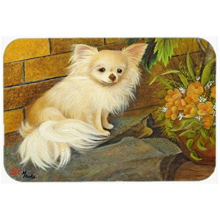 Chihuahua Just Basking Mouse Pad, Hot Pad & Trivet - image 1 of 1