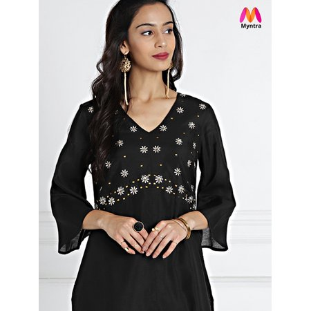all about you from Deepika Padukone Women Black ...