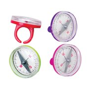 US Toy Company VL80 Compass Rings-36-Pc