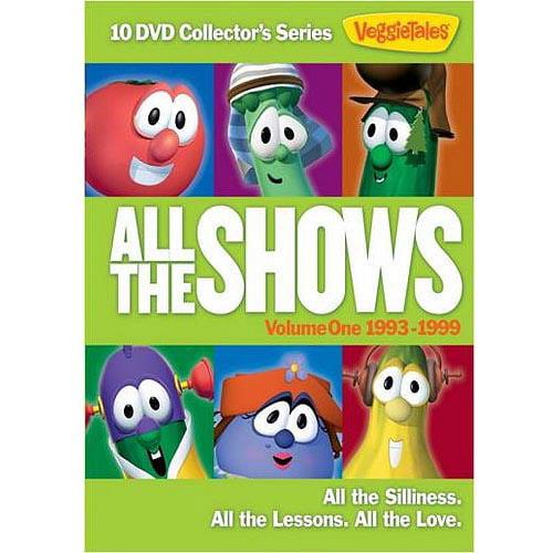 Veggie Tales: All The Shows (Full Frame)