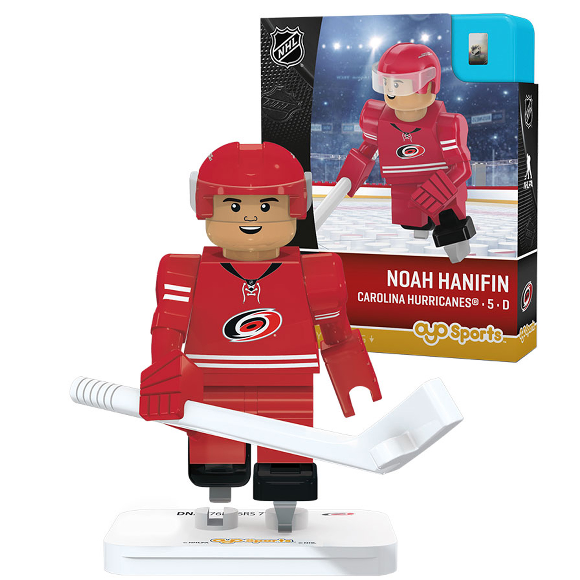 Noah Hanifin Carolina Hurricanes OYO Sports Player Figurine - No Size