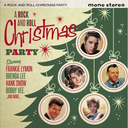 A Rock and Roll Christmas Party (CD) - Classic Halloween Party Music