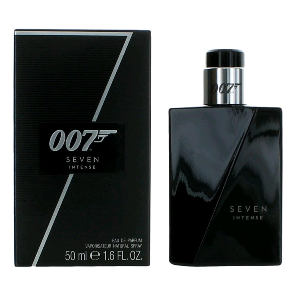 James Bond 007 Seven Intense by James Bond, 1.6 oz EDT Spray for Men - Walmart.com - Walmart.com