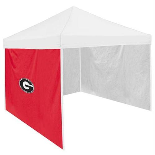 Georgia Bulldogs Official 9 x 9 Side Panel by Logo Chair Inc.