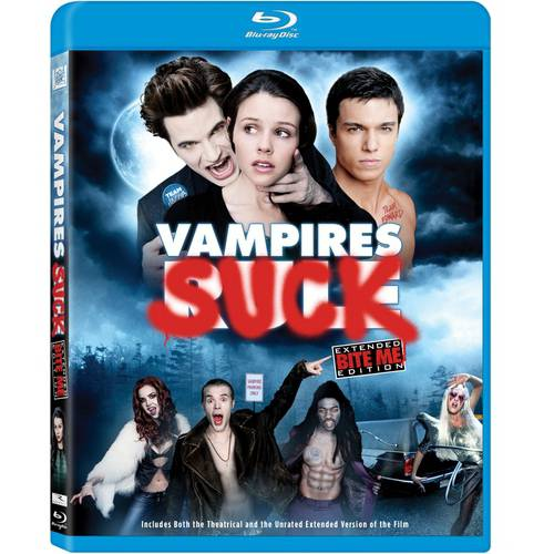 Vampires Suck (Blu-ray) (Widescreen)