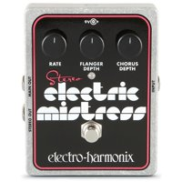 Electro-Harmonix XO Stereo Electric Mistress Flanger / Chorus Guitar Effects Pedal