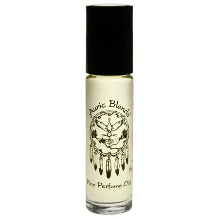 Egyptian Goddess -- Auric Blends Roll Ons Perfume Oil - 1/3 fl (Pacifica Indian Coconut Nectar Perfume Roll On)