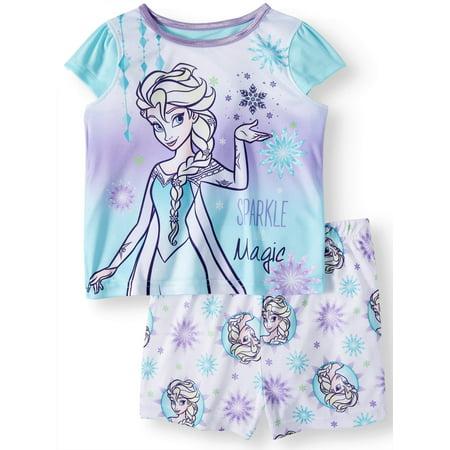 Frozen Disney frozen poly 2pc sleep set (toddler - Sleep Girls
