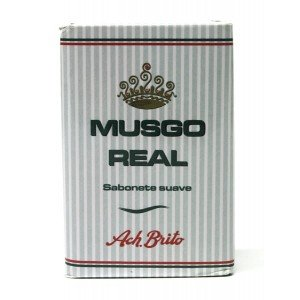 4x Claus Porto Ach. Brito Musgo Real Men Body Bath Vintage Toilet Soap