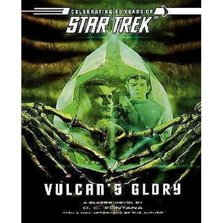 Star Trek: The Original Series: Vulcan's Glory